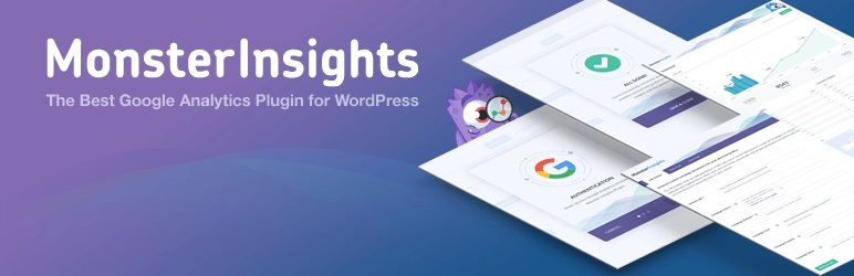google analytics by monsterinsight best seo plugins for wordpress