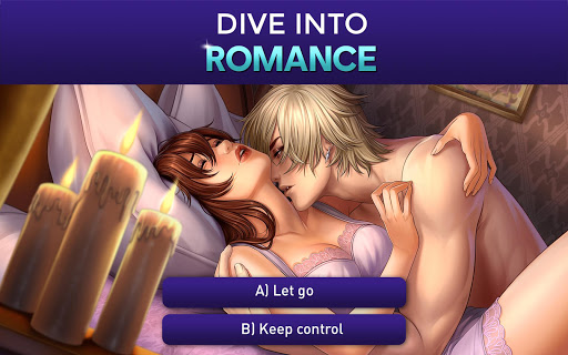 Is It Love? Drogo - Vampire 1.3.263 screenshots 17