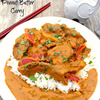 Beef Peanut Butter Curry