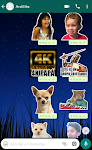 screenshot of Memetflix - Stickers para Whats