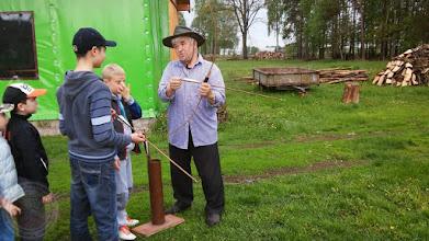 Photo: Zajęcia w ramach projektu Romska Akademia Społeczna - wyjazd do Pacowej Chaty