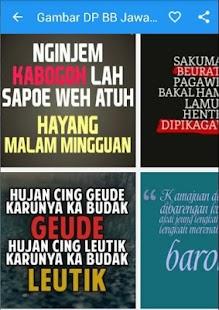 DP BB Basa Jawa Lucu - náhled