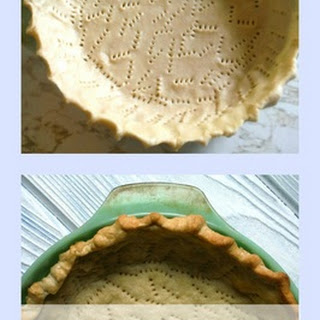 Never Fail Butter Pie Crust