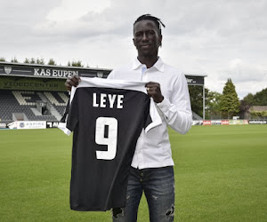 "Mbaye insiste : ""Je suis venu ici pour jouer au football"""