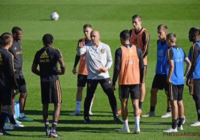 """Roberto Martinez n'ira pas au Real Madrid: """"S'il était parti aussi, cela aurait été difficile"""""""