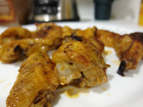 Photo: Day 17-Chicken Wings