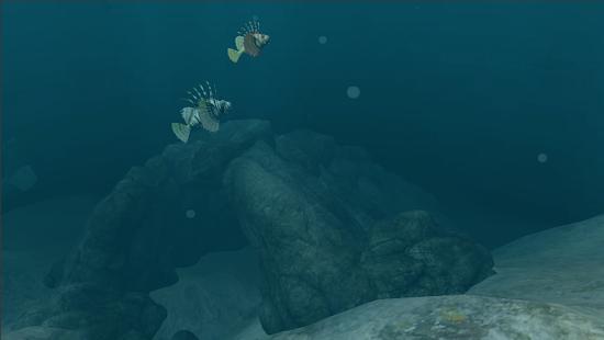 Underwater VR - náhled
