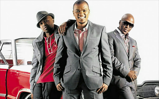 EVERGREEN: The country's favourite Kwaito group TKZee will be one of the headlining acts at the Mzantsi Cultural Festival in East London this Saturday. Picture: SUPPLIED