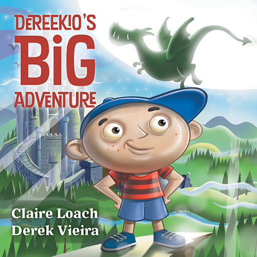 Dereekio's Big Adventure cover