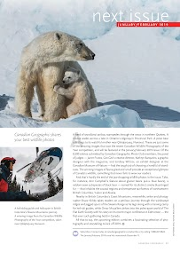 Canadian Geographic- screenshot thumbnail