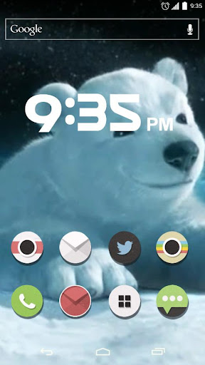 Polar bear adventure Live