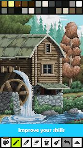 Pixel Studio Pro Mod Apk [Pro Features Unlocked + No Ads] 6
