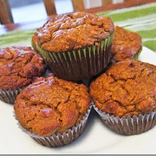 Paleo Pumpkin-Walnut Muffins