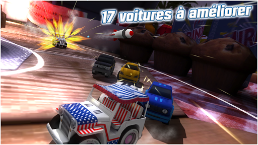 Table Top Racing Gratuit  captures d'u00e9cran 2