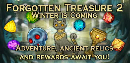 Forgotten Treasure 2 - Match 3 APK