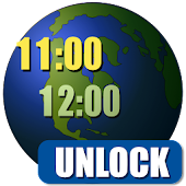 World Clock Widget 2015 Unlock
