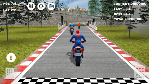 Moto Race 2018: Bike Racing Games  captures d'écran 2