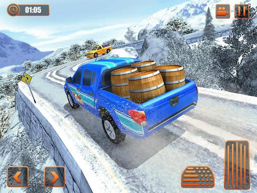 Offroad Pickup Truck Cargo Duty 2.0 Screenshots 14