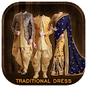 Traditional Dress icon