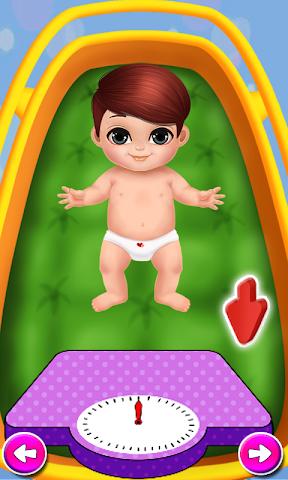 android Newborn Baby Care - baby games Screenshot 2
