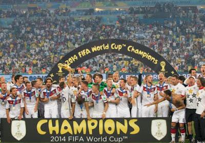Les champions du monde sont arrivés à Berlin