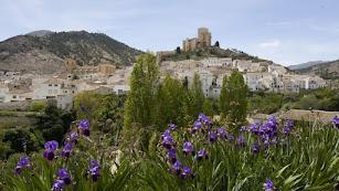 El castillo de Vélez-Blanco.