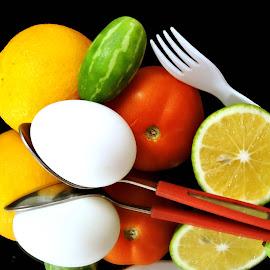 tri coloured by SANGEETA MENA  - Food & Drink Ingredients