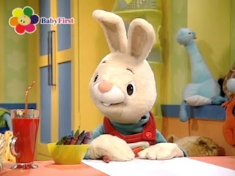 Vocabulary and Numbers with Harry the Bunny, Volume 6