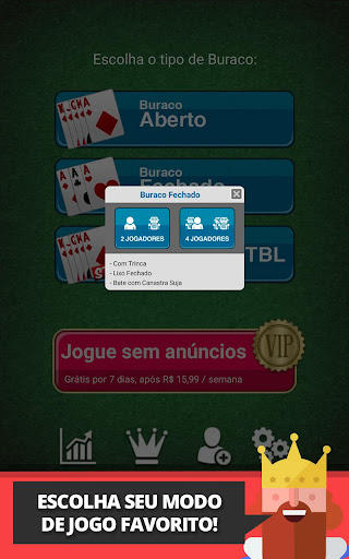 Buraco Jogatina: Jogo de Cartas Gru00e1tis 1.7.2 screenshots 15