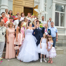 Wedding photographer Vadim Umanskiy (stereomir). Photo of 21.07.2017
