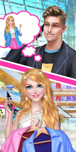 BFF Downtown Date: Beauty Mall 1.5 screenshots 1