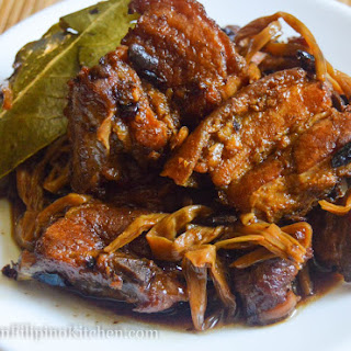 Pork Humba Bisaya (Braised Pork Belly)
