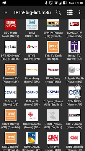IPTV 1.0.3 screenshots 1