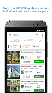 trivago - Hotel Search- screenshot thumbnail