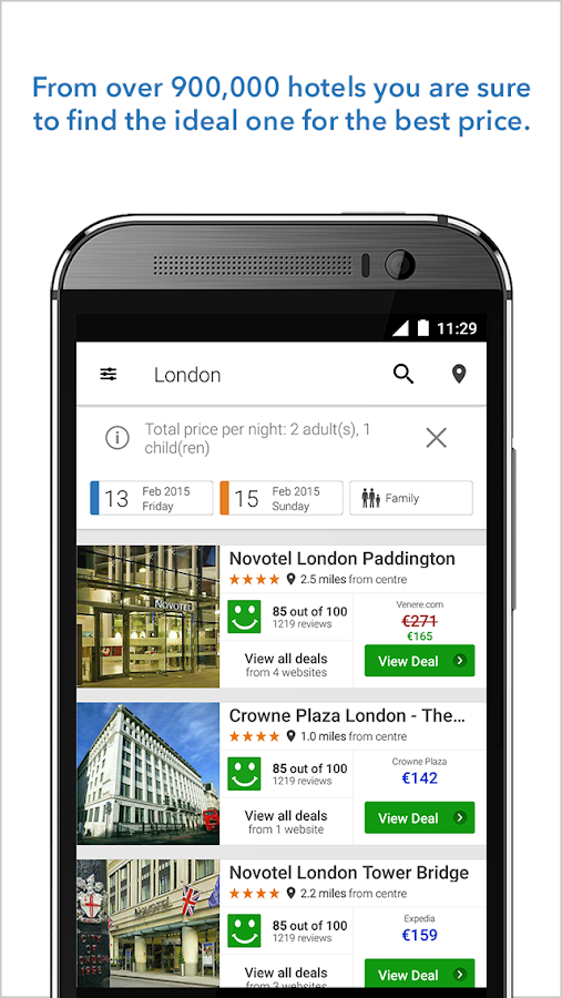trivago - Hotel Search- screenshot