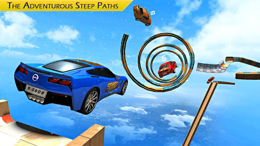 Mega ramp Race screenshot 7