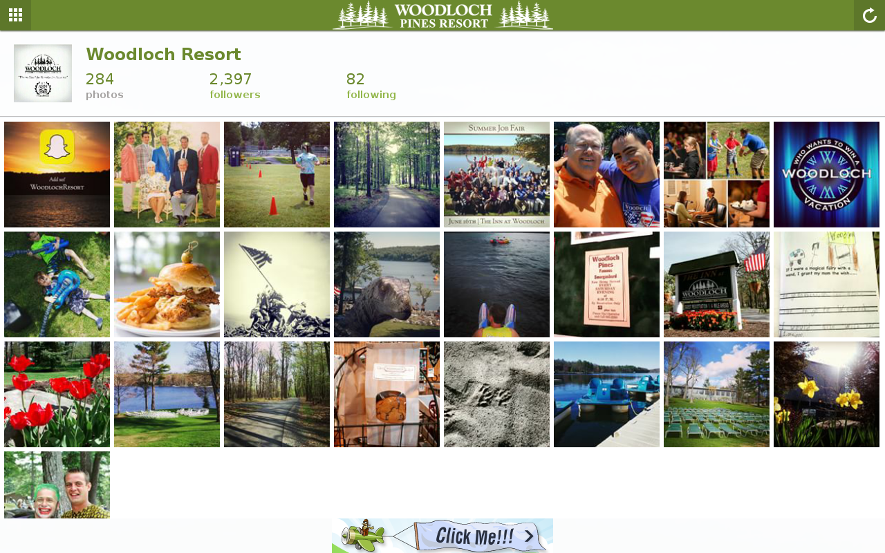 Woodloch Pines Resort- screenshot