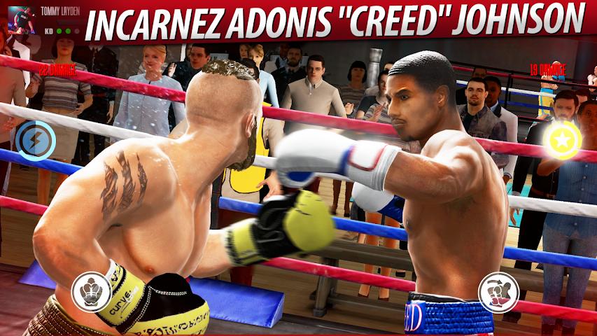 android Real Boxing 2 CREED Screenshot 0