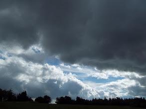 Photo: počasí si hraje