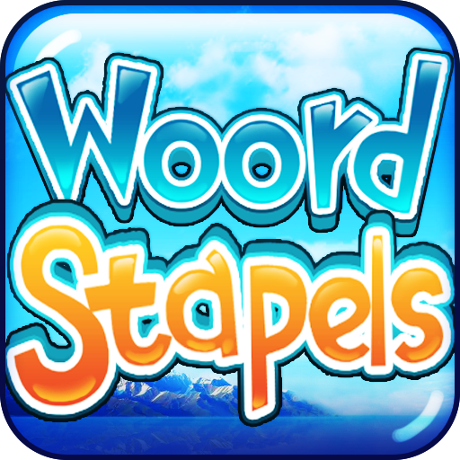 Woord Stapels Icon