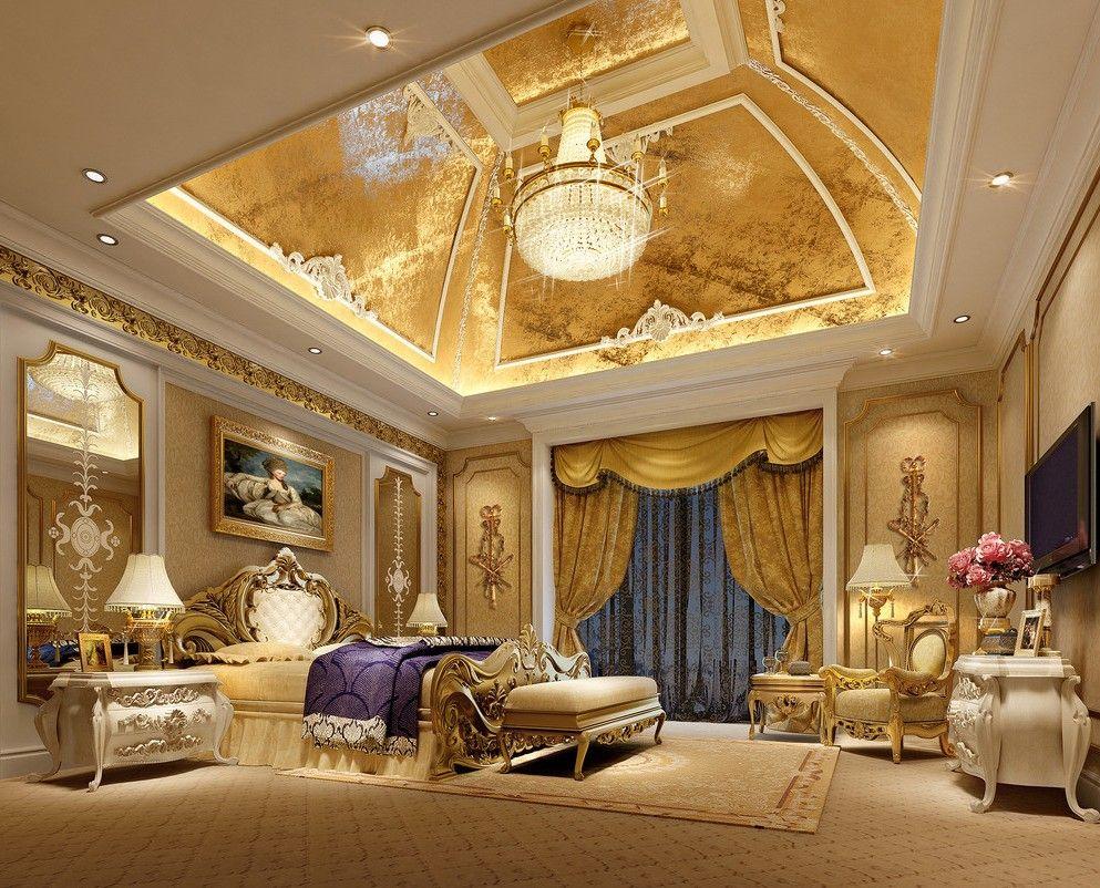 Royal Luxury Bedroom Ideas