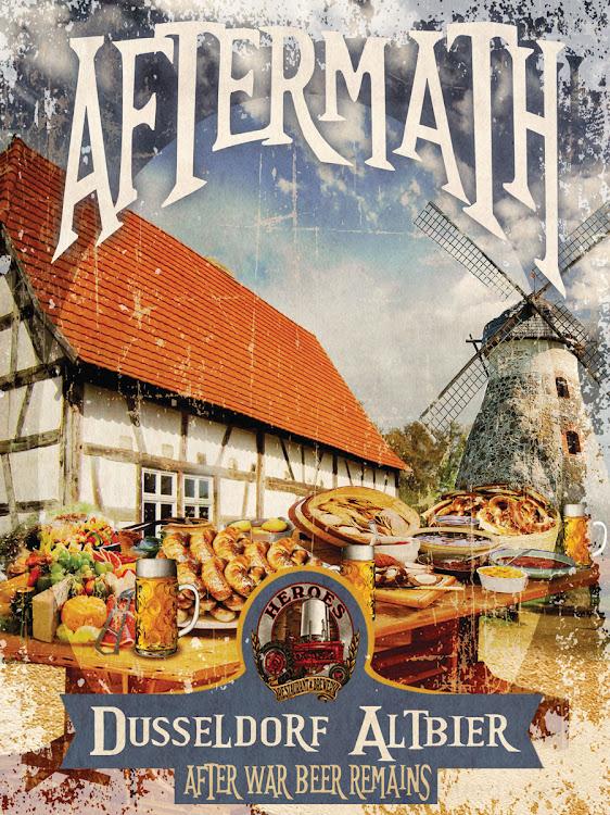 Logo of Aftermath Altbier