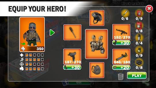 Black Friday: zombie shops 2.0 APK Mod Latest Version 1