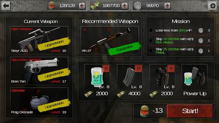 The Zombie: Gundead 1.0.12 screenshot 138108