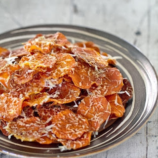 Baked Butternut Squash Chips Recipe