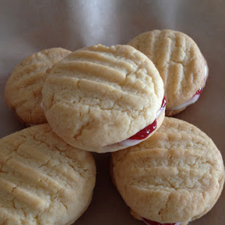 Home-made Monte Carlo biscuit / cookie