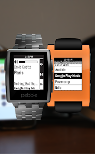 Music Boss for Pebble v2.10.4 (Paid) 1