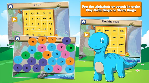 Dino 1st Grade Learning Games screenshots 9