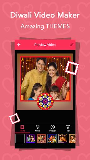 Diwali Video Maker 2.0 screenshots 1