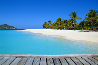 Photo: ©Palm Island Resort, the Grenadines, Caribbean  http://bit.ly/YrLlPK
